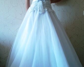 1. Wedding dress Princess. Свадебное платье Принцесса