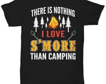Camping Gift - Smore Than Camping