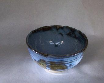 Bowl pale blue