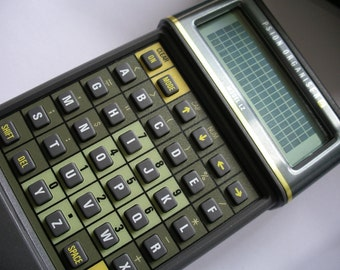 Psion Organizer II Model LZ & 128k Data Pack