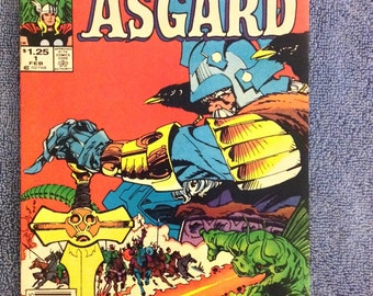 Tales of Asgard (Vol. 2) #1 (Thor, Odin, Ares, Jane Foster, and Hercules)
