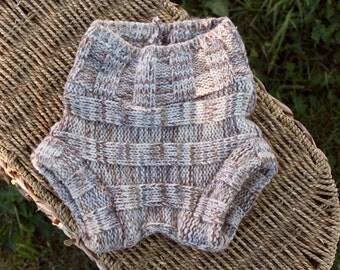 Small Knit Wool Soaker