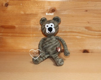 Tapse bear / Tapse bear Toni (in stock)