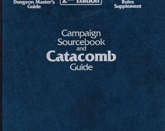 CATACOMB GUILD SOURCEBOOK