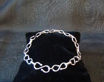 Sterling Silver Bracelet/Anklet