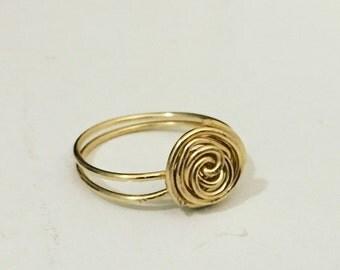 Gold Fill Ring