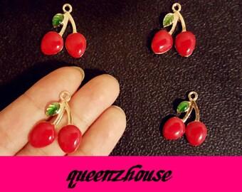 5pcs rhineston clip buttons necklace