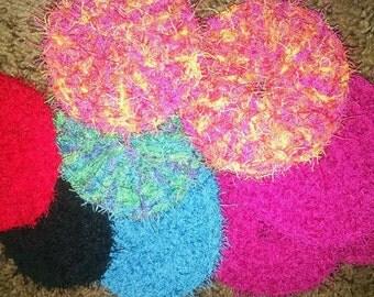 Dish Scrubbies (various colors)
