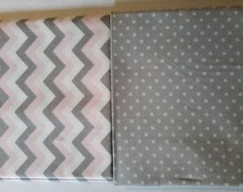 Chevron Chic 2-Pack interchangeable bow tie set.