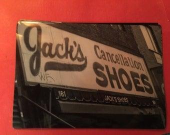 Jack's Shoes
