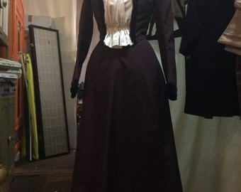 "Dress ""day"", 1900"