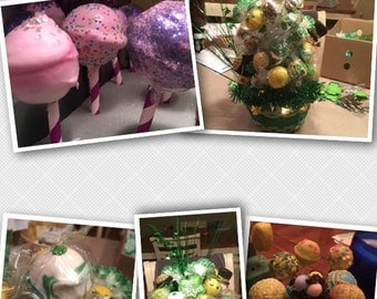 Cake pops (Any Occassion)