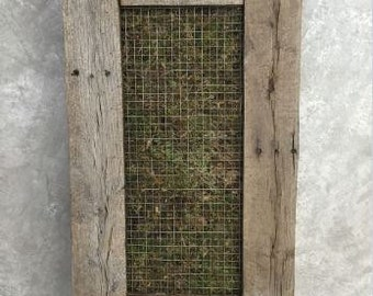 Large Living Wall Planter Box