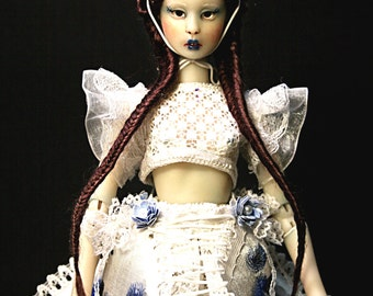 Sales!!! Doll Bjd Ball Jointed Doll by Juliya Nechaeva - Rorschach