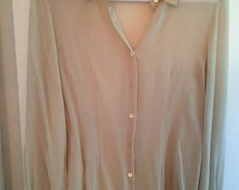 Silk Theory Blouse