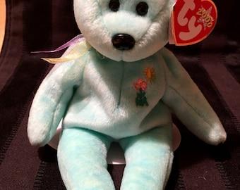 Ty ARIEL In Loving Memory beanie baby