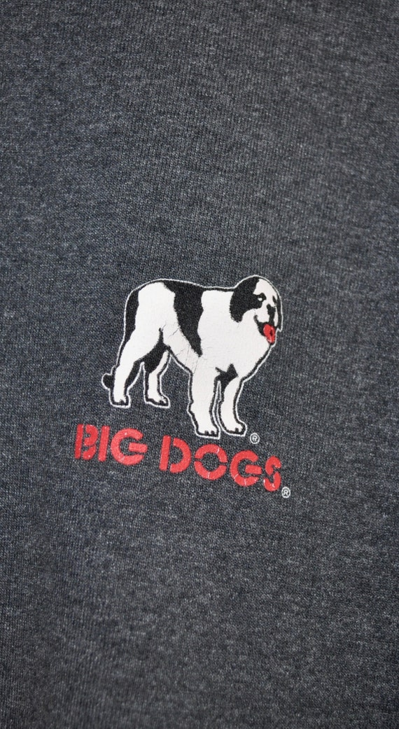 Men's 3XL Big Dogs Property of Bark Pearl Pirate T-Shirt Tee.