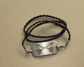 Arrow Wrap Bracelet