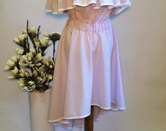 Must have summer romantic cotton summer dress