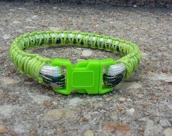Lime Cobra Bracelet