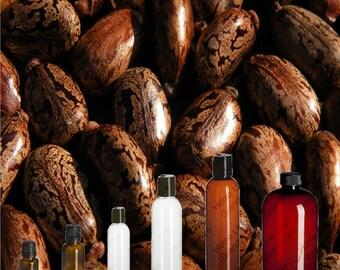 Castor Oil - 15mL+ - Grandma's Home 100% Pure and Natural Theraputic Aromatherapy Grade Essential Oils