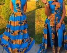 Women wear, African Clothing, Prom dress
