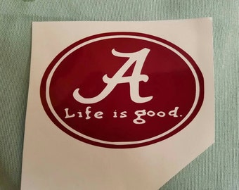 Alabama life is good