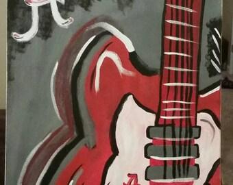 Alabama guitar