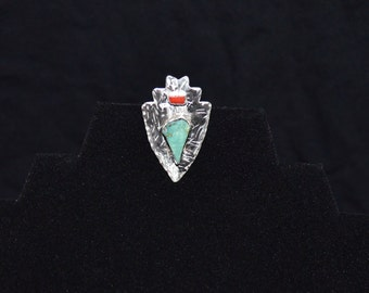 Sterling Silver Arrow Head