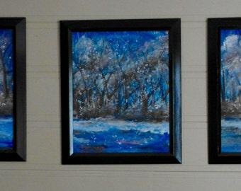 Minnesota Winter Series {FINE ART} Kate Wilwert
