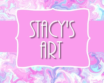 Cover Photo, Shop Banner, Banner Design, Custom Banner, Etsy Shop Banner, Graphic Design, Premade Banner Set, Banner Set, Pink Marble Banner