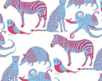 Zoological print