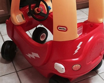 Cozy Coupe Decals