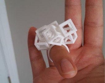 Get Cubed Ring