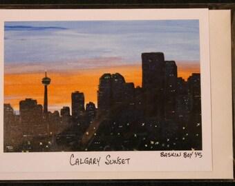 Greeting Cards - Calgary