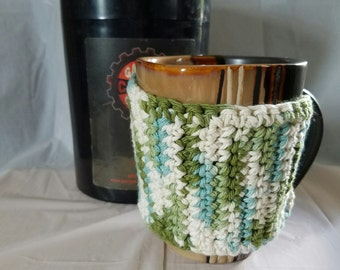 Set of 2 Coffee cup cozies