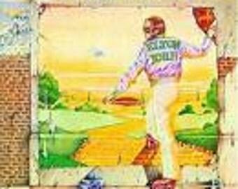 Elton John vinyl record - Original -  Good bye yellow brick road vinyl  - Prestige Record in NM- Condition