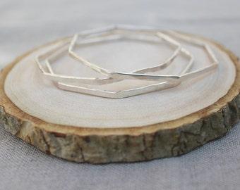octagon bangle