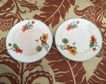 Smith-Phillips China Princess Ivory Plates