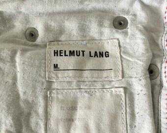 Helmut LANG grey Men's Jeans Vintage 1990's