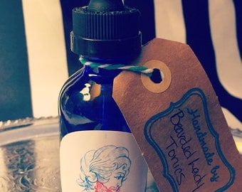 Bearded Lady Tonics Beard Oil - 2 oz. General Sherman Scent