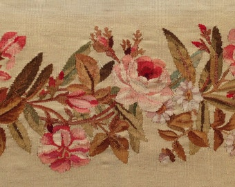 18th Century French Tapestry Textile