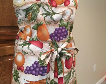 Fruits and Veggies Apron