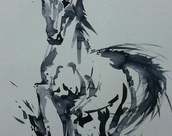 Original water color painting