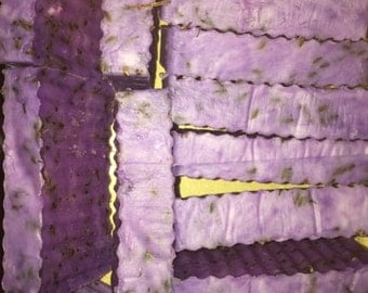 Purple Haze Handmade Soap