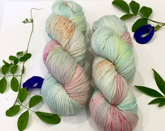 Dreamy Poppy - hand dyed MCN