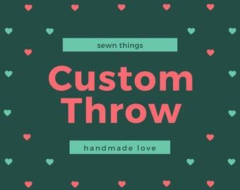 Custom Throw