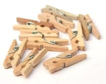 50 x Mini Pegs, Perfect little accessories