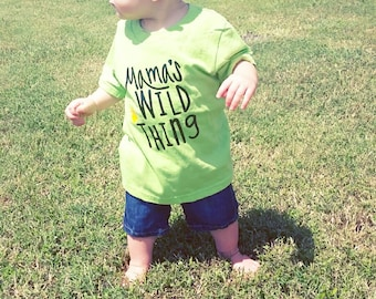 Mama's wild thing