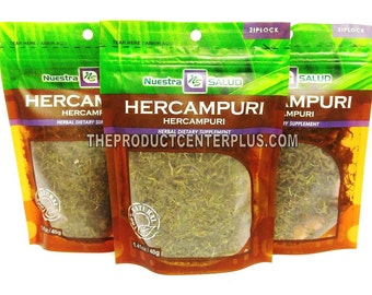 Hercampuri Herbal Infusion Tea 3 pack